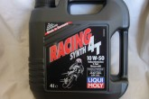 Масло Liqui Moly  Racing Synth 4T 10W-50, 4л.
